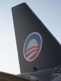 Obama's Plane